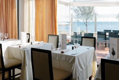Restaurante Hotel AluaSoul Palma (Només adults) Cala Estancia, Mallorca