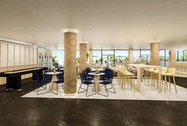 Zones comuns- Renovat el 2020 Hotel AluaSoul Palma (Només adults) Cala Estancia, Mallorca