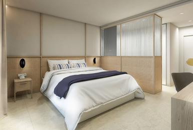 Sala- Renovat el 2020 Hotel AluaSoul Palma (Només adults) Cala Estancia, Mallorca