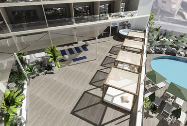 Exterior- Renovat el 2020 Hotel AluaSoul Palma (Només adults) Cala Estancia, Mallorca