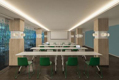 Sala de reunions- Renovat el 2020 Hotel AluaSoul Palma (Només adults) Cala Estancia, Mallorca