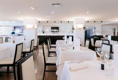 Restaurant Hotel AluaSoul Palma (Només adults) Cala Estancia, Mallorca