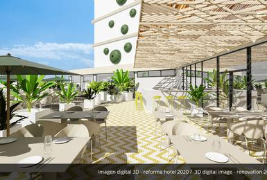 AluaSoul Palma - Renovat el 2020 **** Mallorca Hotel AluaSoul Palma (Només adults) Cala Estancia, Mallorca